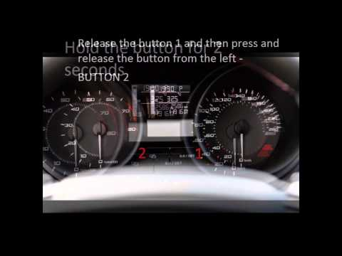 how to reset service light indicator seat ibiza 2004 2014 youtube. Black Bedroom Furniture Sets. Home Design Ideas