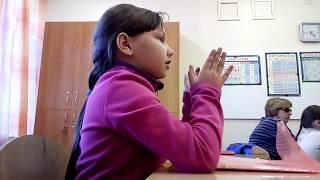 Открытый урок сольфеджио подготовительного класса в муз-хор школе