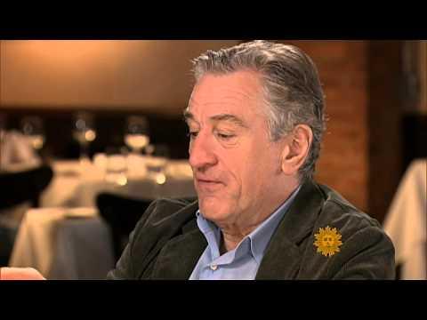 Robert De Niro: Just a lucky guy