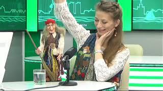Гость на Радио 2. Валерия Прилуцкая-Дигор, библиотекарь библиотеки им.Н.Островского.