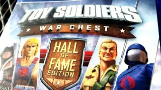 Classic Game Room - TOY SOLDIERS: WAR CHEST review