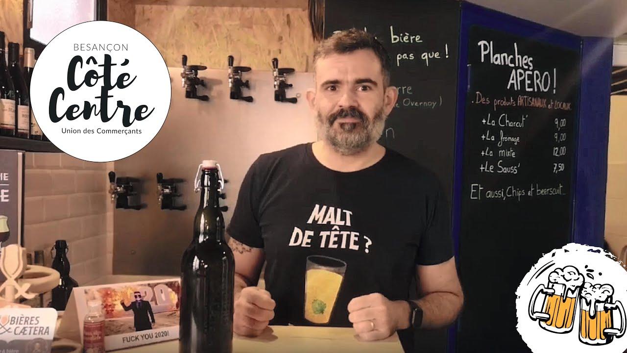 [ Vous avez rendez-vous avec vos commerçants ] #2 Bières & Cætera et ses bières en vrac !