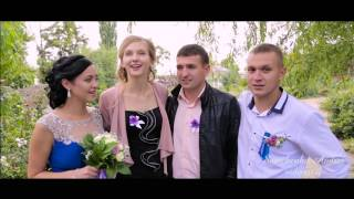 Необычное поздравление молодым на свадьбу