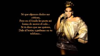 Beyoncé & Lady Gaga - Video Phone (Subtitulos en Español)