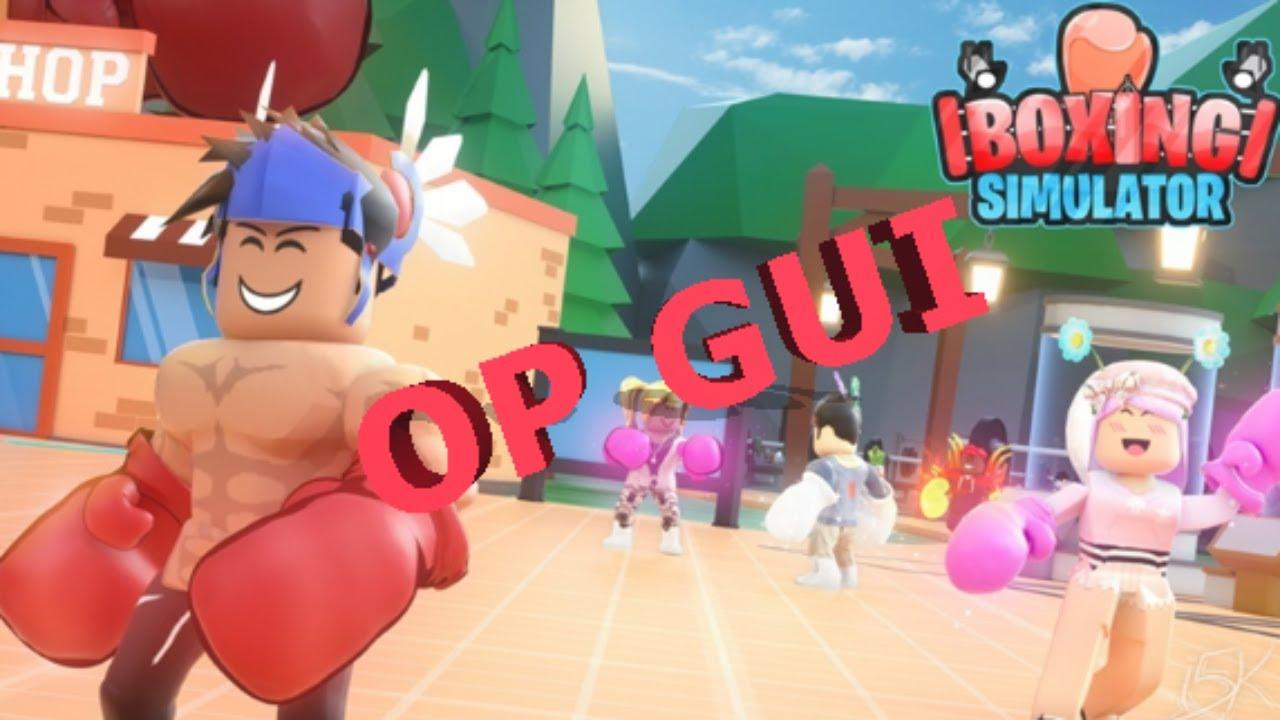 New Boxing Simulator Unlimited Money Souls Op Gui Youtube