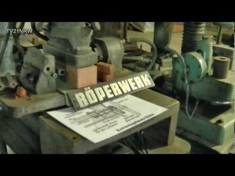 Industrie- Museum Ennepetal Gießerei Technik Teilvorführung 3.6.2012 Full HD TV21NRW