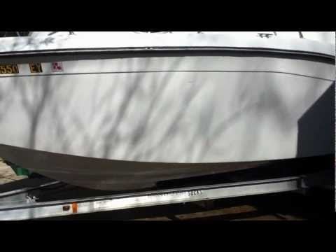 How To Clean Your Fiberglass Boat Hull and Remove Water Stains