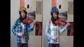 Play Video 'Rumour Has It (Violin Cover)'