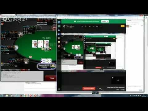 Small Online mtt poker tournament