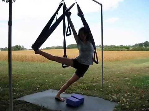 yoga swing warmup standing stretches 2014  youtube