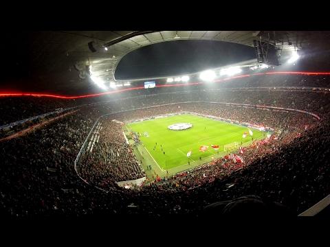 GoPro: Bayern Munich - Arsenal 5-1 Allianz Arena