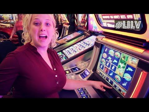 Gambling on Fremont Street