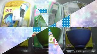 tinydeal 4 in 1 diy facial mask mixing bowl brush gauge spoon stick set hbi 99741