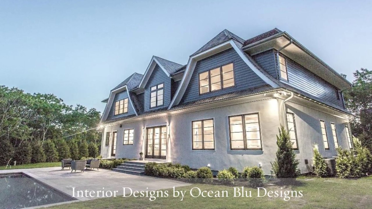 Hamptons Style   Coastal Home Design