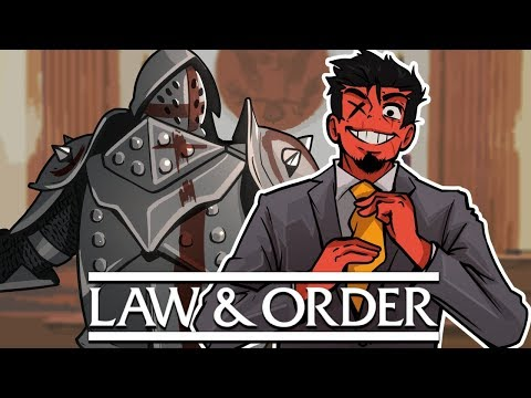THE RETURN OF LAW AND ORDER!   For Honor (Lawbringer's Back Baby!)