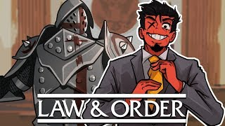 THE RETURN OF LAW AND ORDER! | For Honor (Lawbringer's Back Baby!)