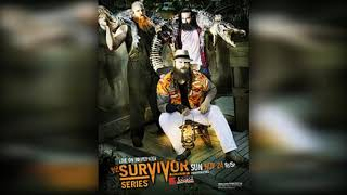 WWE: How I Feel (Survivor Series) [2013] +AE (Arena Effect)