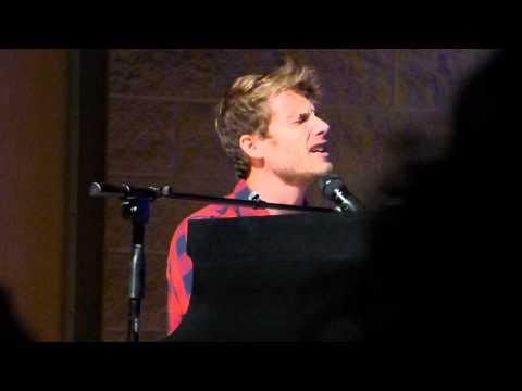 Jon McLaughlin - Amazing Grace - Anderson University 9-22-13 Mp3