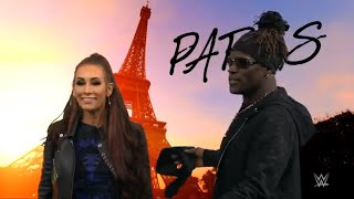 R-Truth takes Carmella on a magic trip around the world