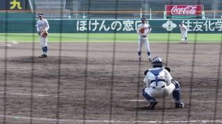 2017 高校野球 市立呉 エース池田吏輝君ら投手陣