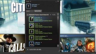 [Tuto] Débloquer l'ajout d'amis sur Steam