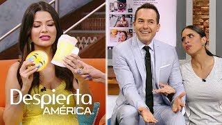 DAEnUnMinuto: Ana Patricia habla con emojis y Carlitos no dice su nombre real