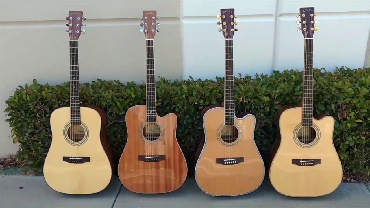 Zager Guitars | Zager Easy Play Custom Guitars