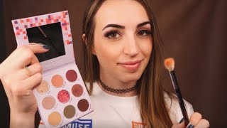 ASMR   Big Sister Does Your Makeup   Relaxing   60fps