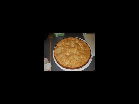 gâteau-au-yaourt-pommes-ananas