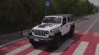 Der neue Jeep® Wrangler Unlimited 4xe - Einfach zu fahren, einfach zu wählen