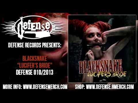 Blacksnake - Lucifer's Bride (FULL ALBUM) Defense Records