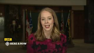Cbc Here & Now April 16, 2019