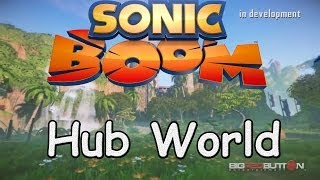 Sonic Boom - Game Hub World