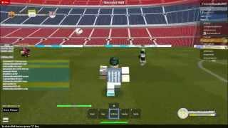 Roblox Soccer [1] one whole game
