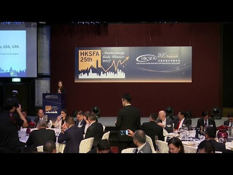 Story of HKSFA, the largest CFA Society in Asia, by President, Ashley Khoo, CFA, CPA