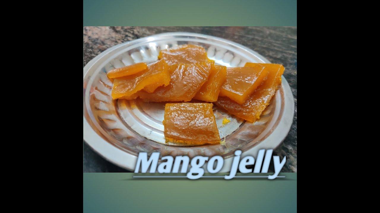 Mango Jelly without Gelatin | Aam Papad | Mango Jam | worth to watch