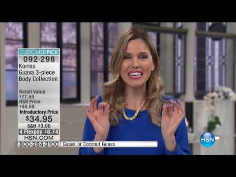 HSN | KORRES Beauty 02.24.2017 - 06 AM