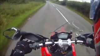 2015 Ducati Hyperstrada - Fast road test / Review