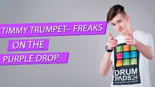 Timmy Trumpet & Savage– Freaks(Electro Drum Pads 24 Cover by mod:noise)