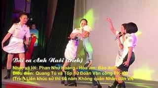 Bài ca Anh nuôi (Phan Như Hoàng) + Phi đội Quyết Thắng (Bá Môn)