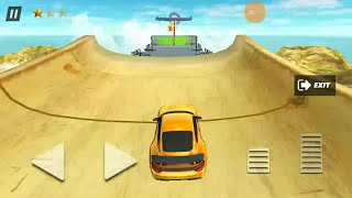 Mega Ramp Tron Bike Extreme Stunts Android Gameplay