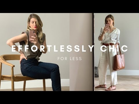 HOW TO DRESS | EFFORTLESSLY CHIC, ELEGANT AND EXPENSIVE  (2021)
