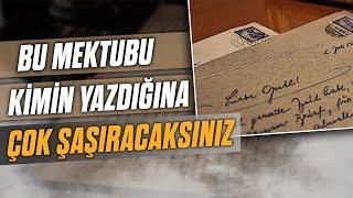 Yürek Dağlayan Ayrılık Mektubu - (Kimin Yazdığına Çok Şaşıracaksınız)