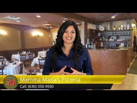Best Pizza in Bensenville IL - Mamma Maria's Pizzeria | (630) 350-9550 | 5 Star Review