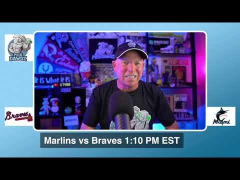 Miami Marlins vs Atlanta Braves Free Pick 8/16/20 MLB Pick and Prediction MLB Tips