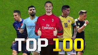 Top 100 Goals of the Decade - Impossible To Forget (2010-2019)