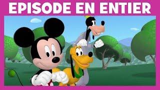Tous en forme avec Mickey : Le parcours Maxi-Gym de Pluto - Episode en entier - Disney Junior