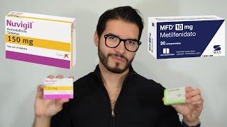 MEDICAMENTOS PARA SER INTELIGENTE | METILFENIDATO VS ARMODAFINILO ¿CUÁL ES MEJOR?  | Doctor Vic
