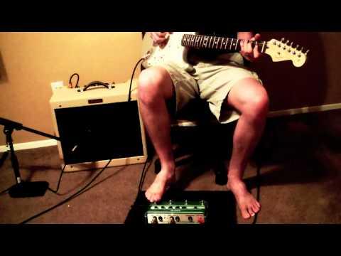 Ambient Song #11 [ Minimal / Looping Guitar ]