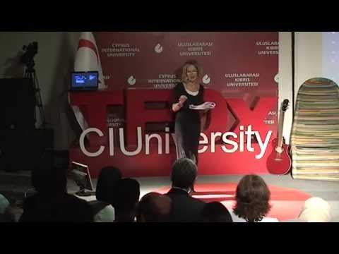 Inspiration in Art | ROBERTA DOYLE | TEDxCIU